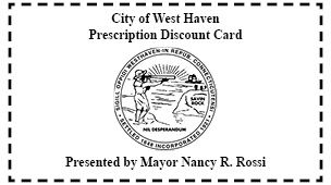 City of West Haven Prescription Discount Card