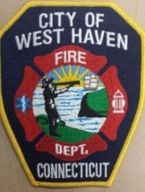 City of West Haven Fire Department Allingtown Patch (Small)