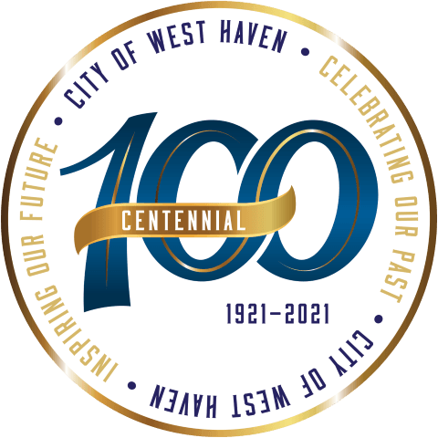 West Haven Centennial Logo for YouTube (Small)
