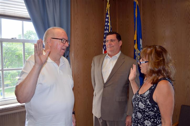 Allingtown Fire Commissioner Sworn In 009 (Small).JPG