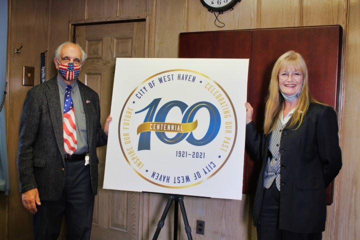West Haven Centennial Logo Unveiling 013 II (Small)