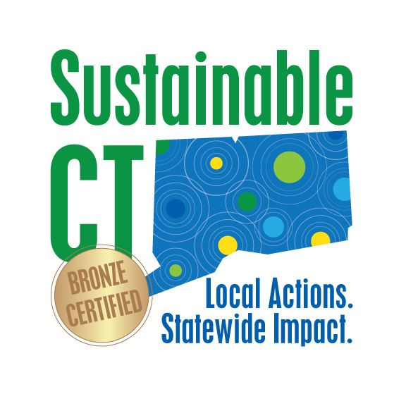 Sustainable CT Bronze Certification Logo
